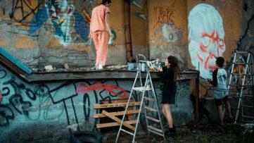 Stencibility Street Art Festival Estonia