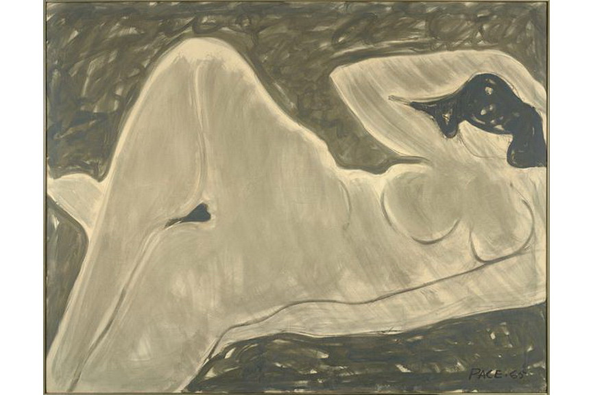 Stephen Pace - Grey Nude