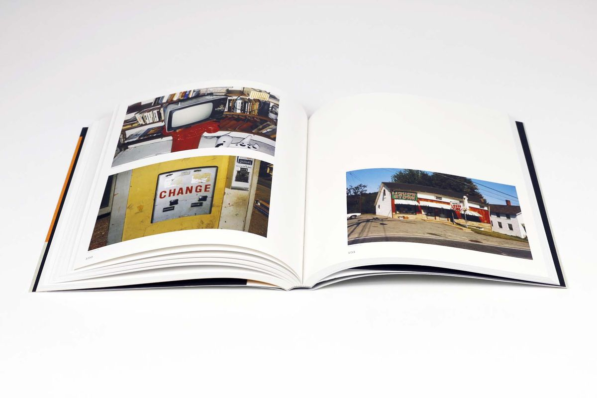 photography books, Stephen Shore - American Surfaces, photographers photography books