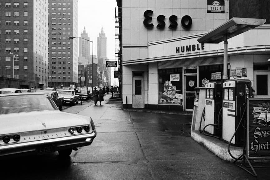 New York, New York, 1964