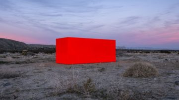 Sterling Ruby - SPECTER, 2019 at Desert X