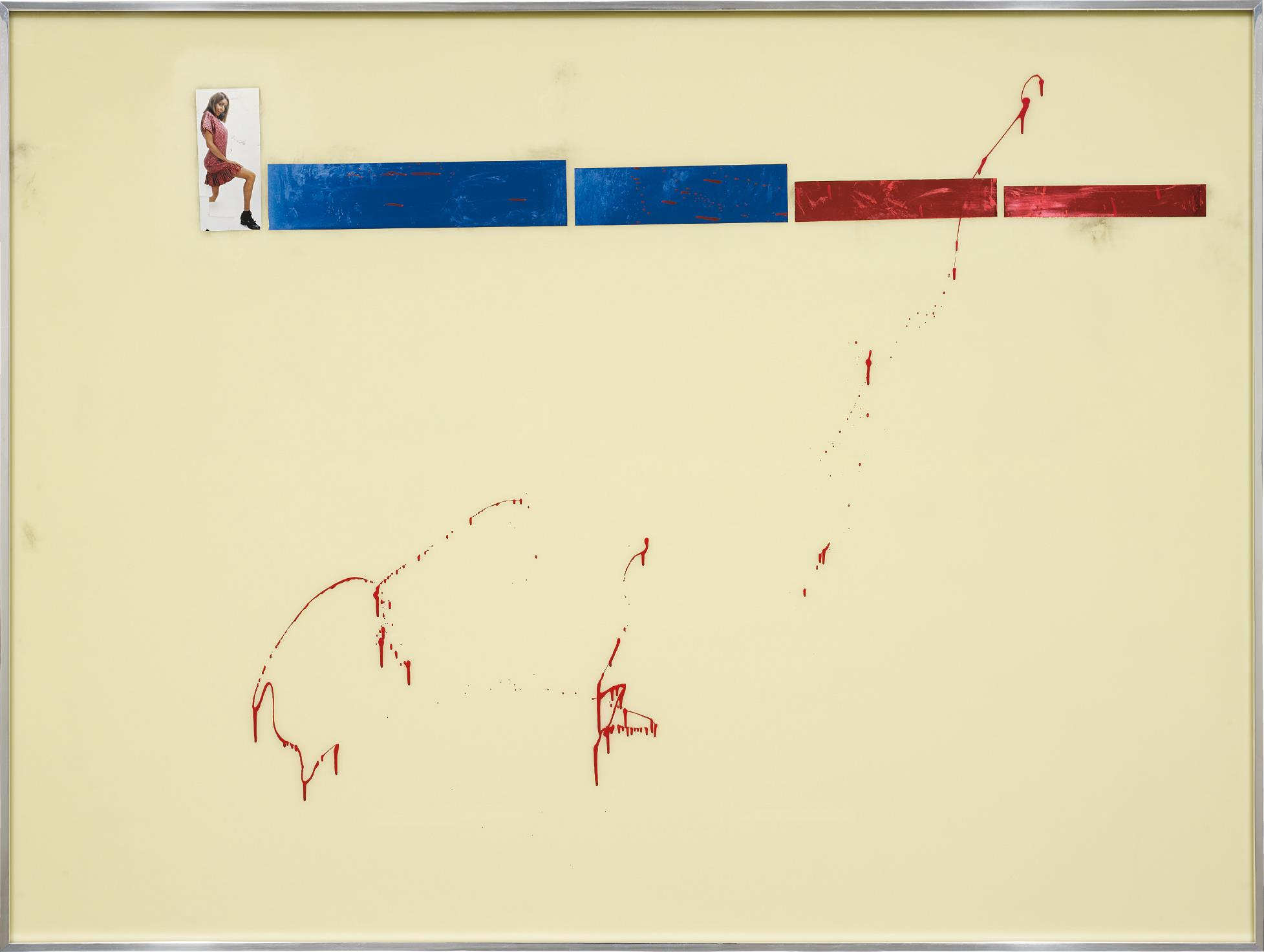 Sterling Ruby-Transcompositional/The Steps-2012