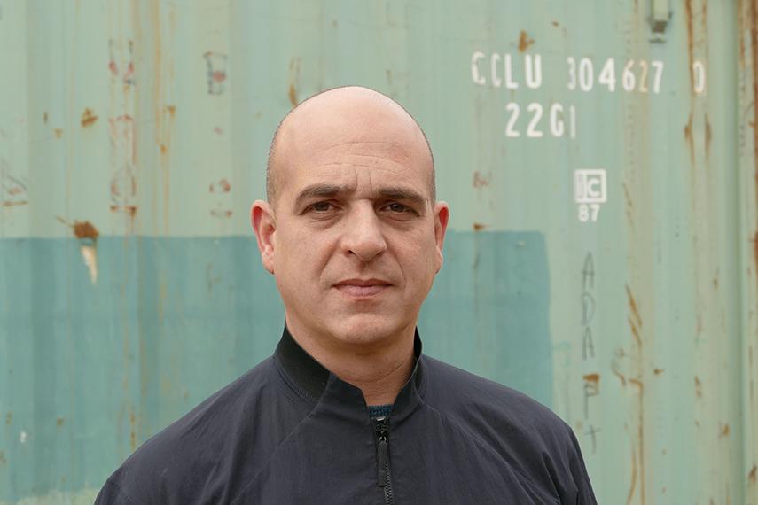 Steve Lazarides by Lars Fassinger
