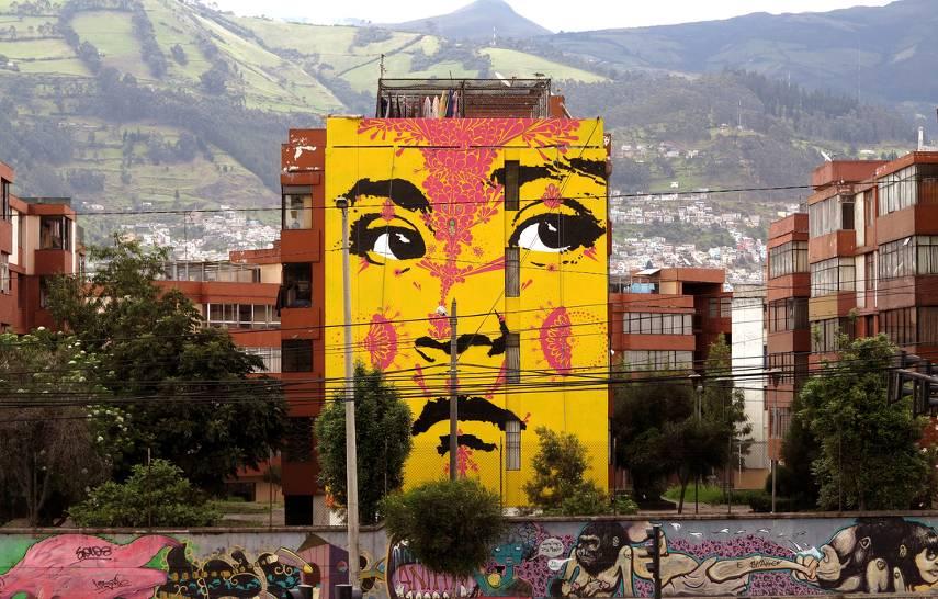 Quito, Ecuador, 2015