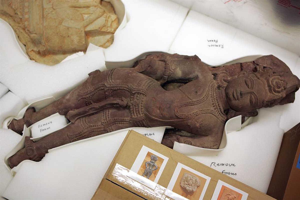 Honolulu Museum, Antiquities