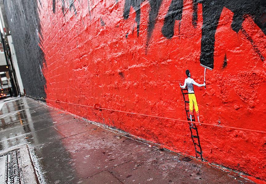 Pablo Delgado - Street Art (2014)