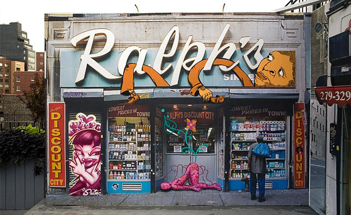 Street Art Online