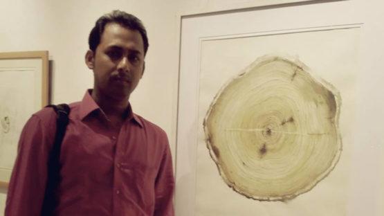 Subir Dey - portrait
