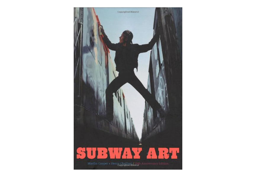 Street art book guide