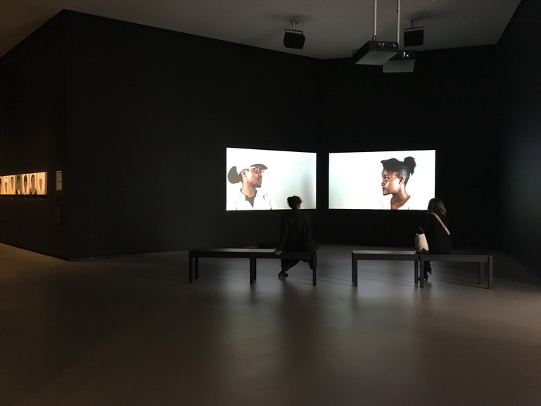 Sue Williamson - Its a pleasure to meet you Installation view