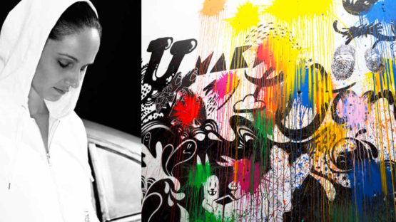 illustration, grafitti
