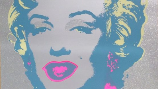 Sunday B Morning - Diamond Dust Marilyn, 2012 (detail)