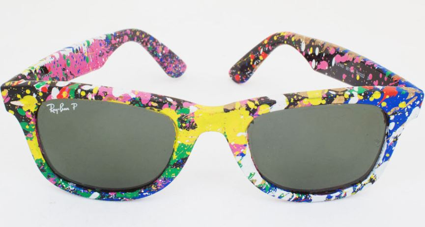 Sunglass Hut Launches Mr. Brainwash Collection