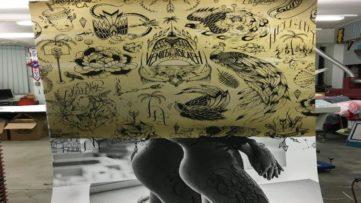 SupaKitch Damien Vignaux exhibition