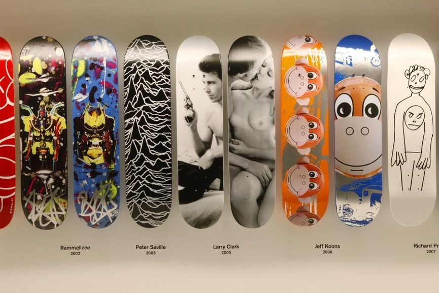 Supreme Skateboard