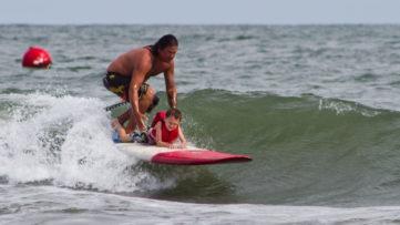 surfers healing autism surfing paskowitz support beach izzy