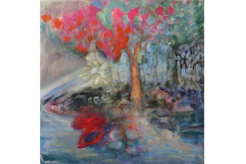 Susan Breen - Landscape I, 2012