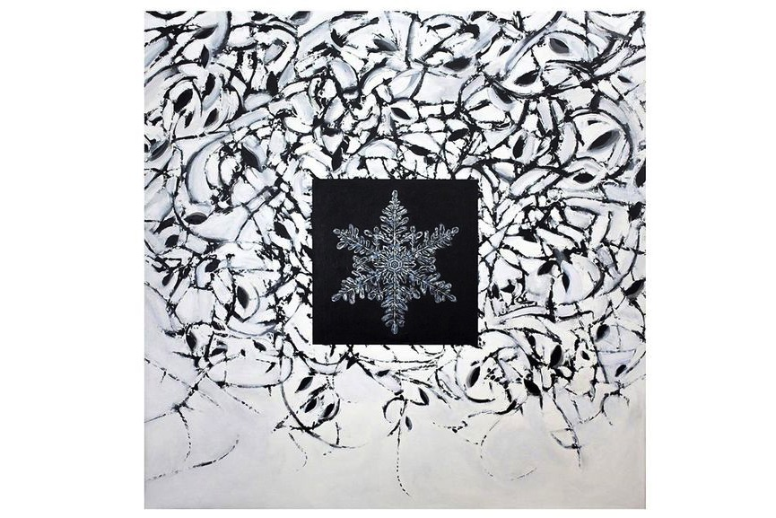 Susan Breen - Unique (Winter Square), 2017