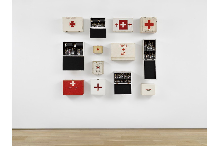 Susan Hiller - First Aid Homage to Joseph Beuys