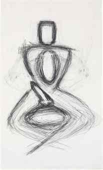 Susan Rothenberg-Untitled-1981