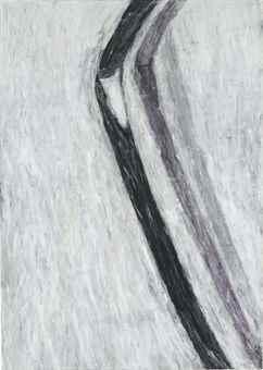 Susan Rothenberg-White Mountain-1980