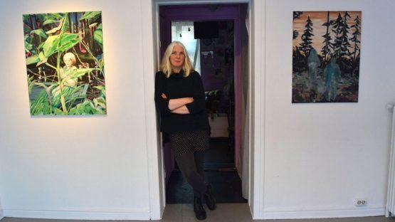 Susanne Lund Pangrazio - portrait