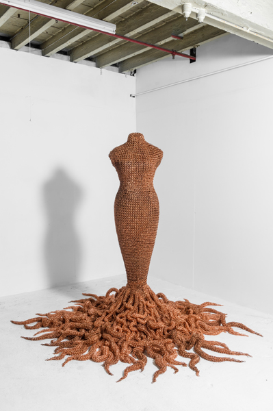 Susie MacMurray, Medusa, 2014, courtesy of Ben Blackall