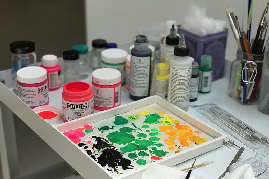 Suzanne Siano Art Conservation Studio