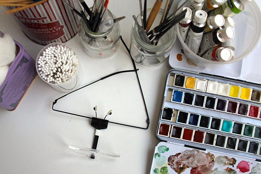 Suzanne Siano Art Conservation Studio 3