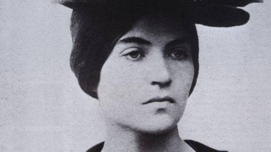 Suzanne Valadon in 1885 (detail), copyright Jean Fabris, Courtesy of Musée de Montmartre