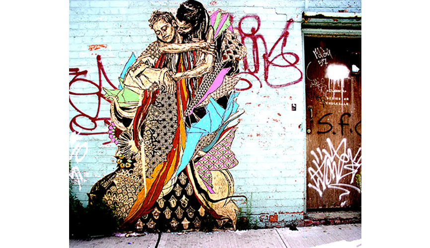 Street Art in New York