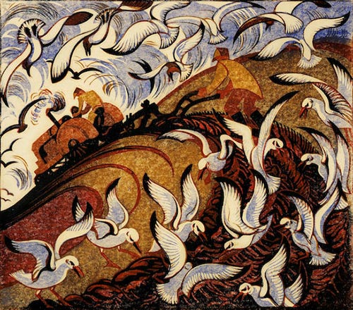 Sybil Andrews-Wings-1979