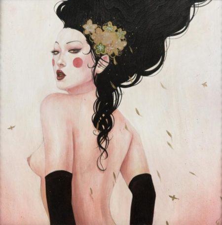 Sylvia Ji-Cherry Blossom-