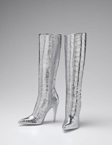 Sylvie Fleury-Prada Boots-2003