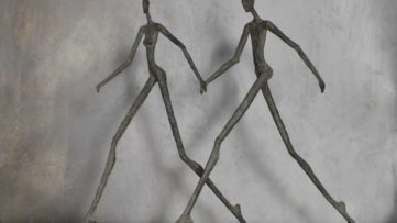 Sylvie Mangaud – Together. Bronze