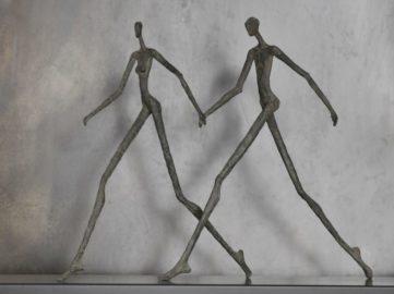 Sylvie Mangaud – Together. Bronze