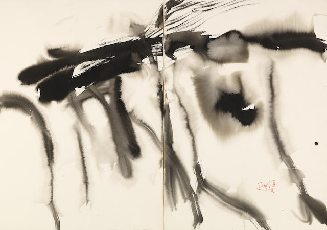 T'ang Haywen-Untitled-1985