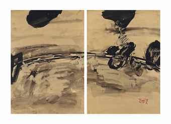 T'ang Haywen-Sans titre-1967