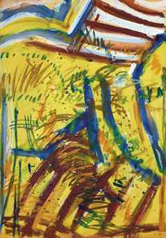 T'ang Haywen-Untitled-1967
