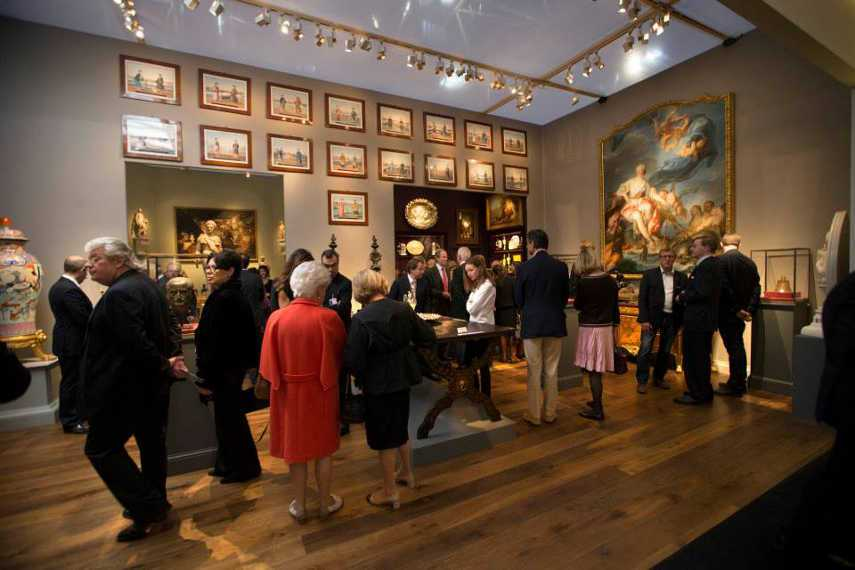 What TEFAF and Art Basel HK have in store?