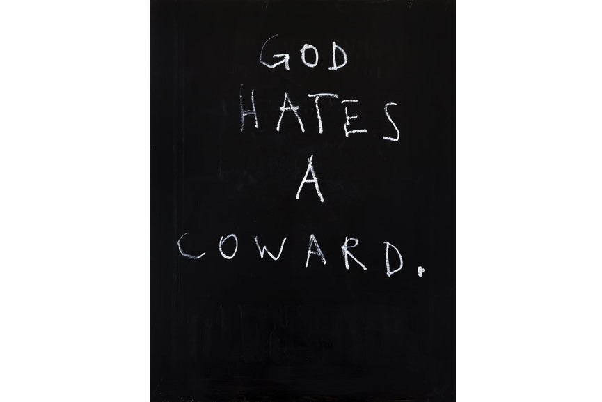 TOMAK - The Last to Know-God Hates a Coward