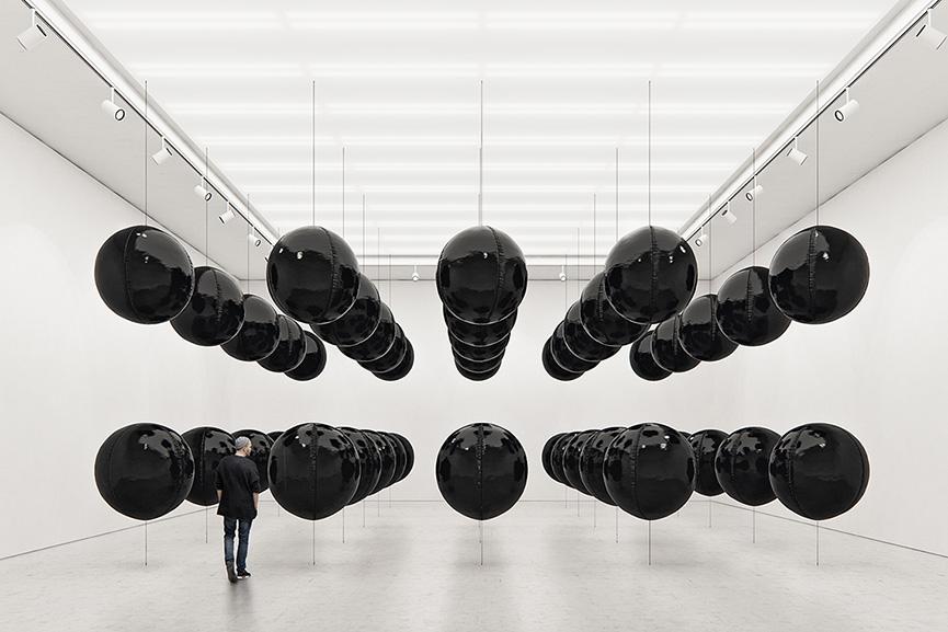 Tadao Cern - Black Balloons