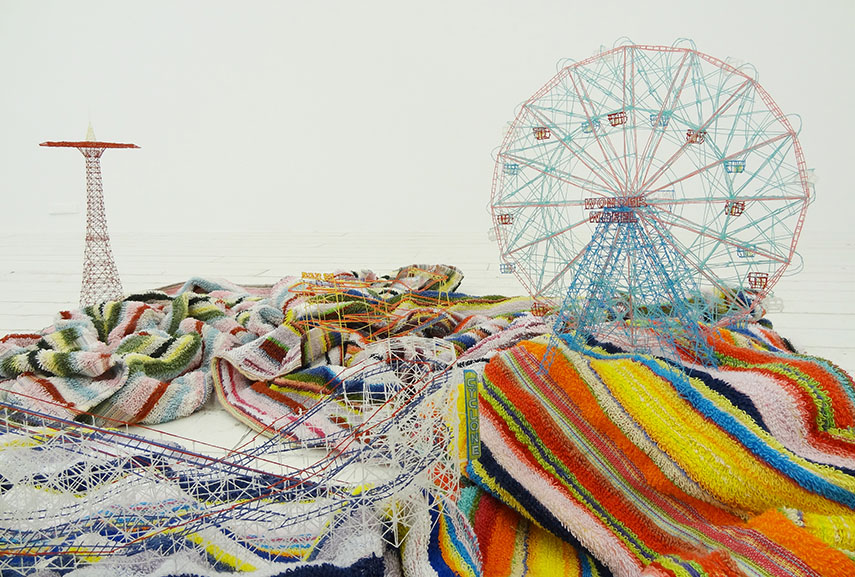 Out of Disorder (Coney Island), 2012
