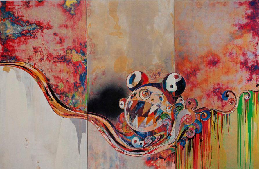 Takashi Murakami-727 - 272-2007