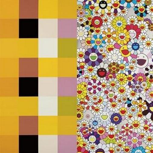 Takashi Murakami-Acupuncture-Flowers-2008