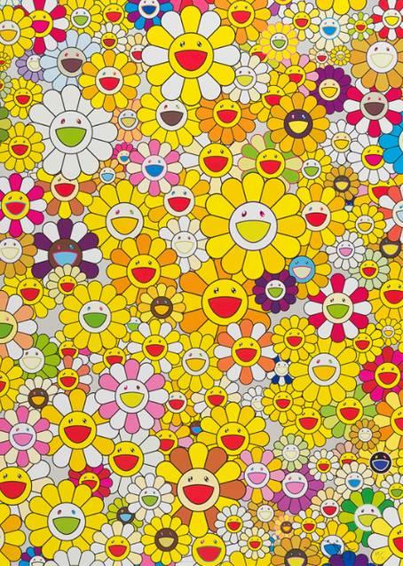 Takashi Murakami-An Homage to Monogold 1960 A-2012
