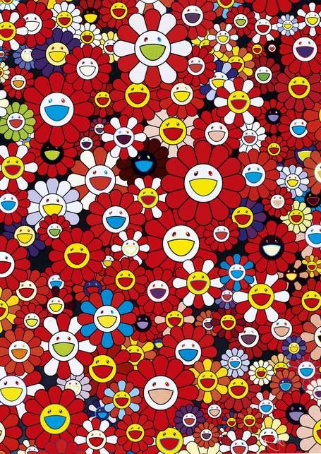 Takashi Murakami-An Homage to Monopink 1960 B-2012