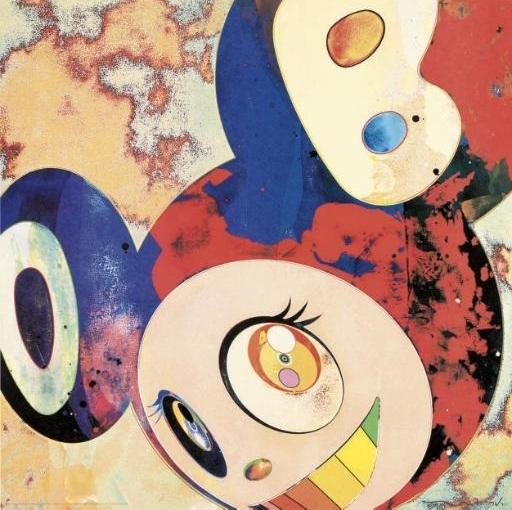 Takashi Murakami-And Then (Gargie Glop)-2006