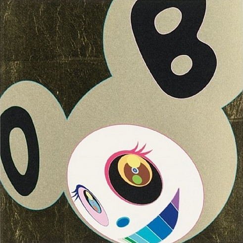 Takashi Murakami-And Then (Gold)-2005