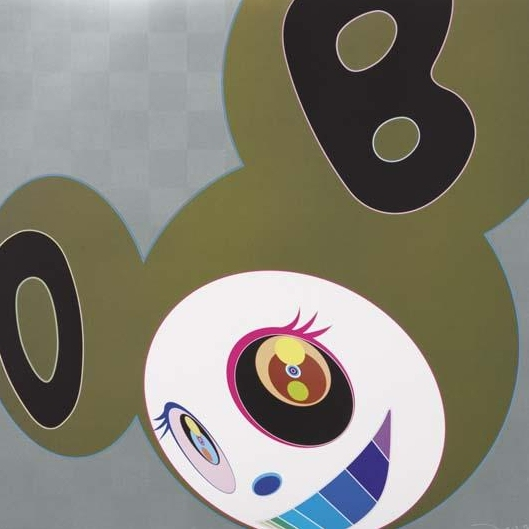 Takashi Murakami-And Then Golden DOB-2007